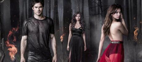 Uma reunião de The Vampire Diaries à vista? Julie Plec responde. (Foto/Divulgação: CW)