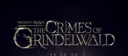 Así luce el título promocional de la nueva película del universo creado por J. K Rownling