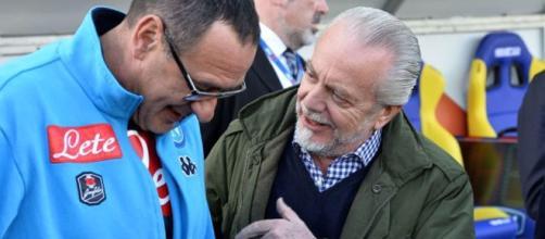 Calciomercato Napoli De Laurentiis Inglese Grimaldo - today.it