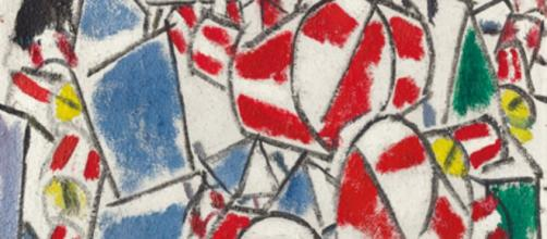 "Fernand Léger's ""Contraste de forms"" en.wikipedia.com"