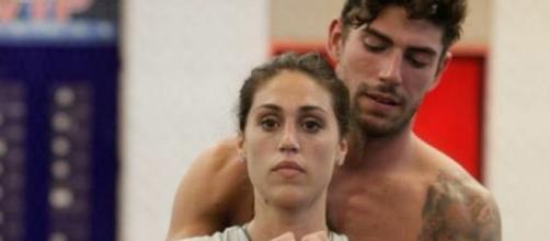 GF Vip 2, Cecilia dice addio a Francesco: il pubblico insorge, gli ... - pourfemme.it