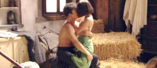 Il Segreto, anticipazioni: Beatriz e Matias fanno l'amore