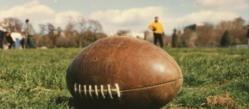 Image of a football -- Elvert Barnes/Flickr.