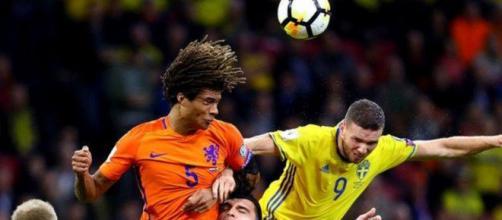L'Olanda è stata eliminata dalla Svezia nel girone eliminatorio di Russia 2018