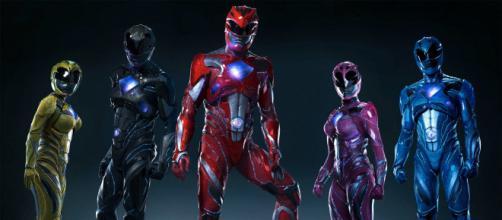 Power Ranger tienen una sorpresa para 2018