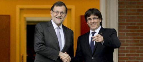 Puigdemont, tacha de ilegal al artículo 155 ante su destitución
