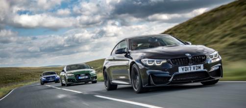 Un confronto tra BMW M4 contro RS5 e C63 AMG BMWnews - bmwnews.it