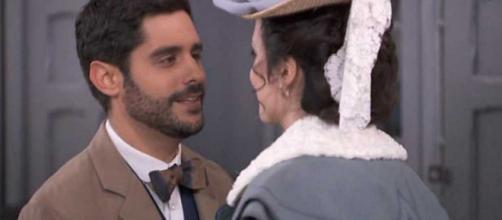 Una Vita anticipazioni: Victor chiede la mano di Marialuisa