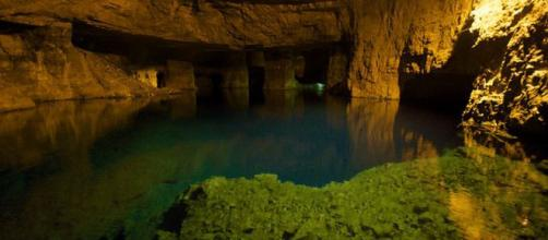 Underwater abandoned mine - Image credit- Vimeo
