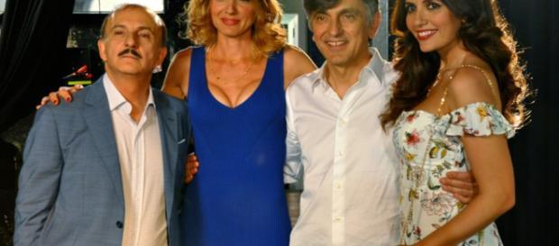 Vincenzo Salemme protagonista del nuovo film di Vanzina