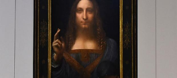 "Salvador Mundi"" di Leonardo all'asta da Christie's a New - artemagazine.it"