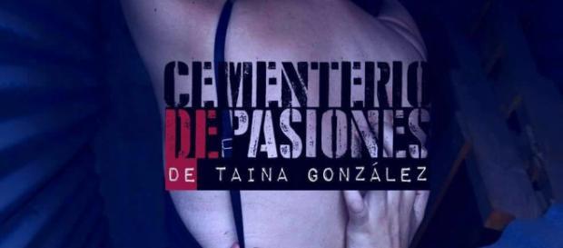 """Una de las últimas puestas en escena de Andamio teatro fue la obra """"Cementerio de pasiones"""" de Taina González"""