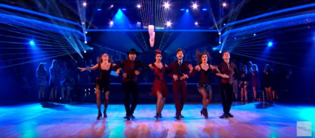Victoria Arlen's performance [Image Credit: Dancing With The Stars/YouTube]