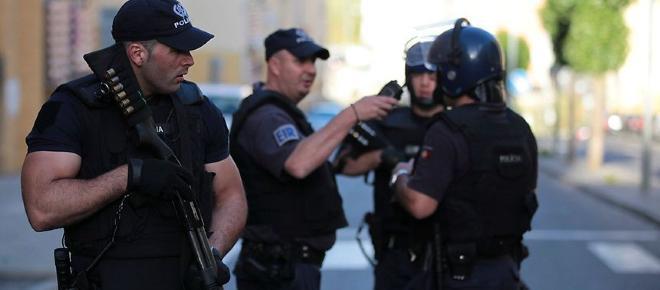 Perseguição policial fatal na zona da Encarnação, em Lisboa