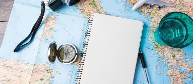 Cinco formas de viajar ahorrando dinero