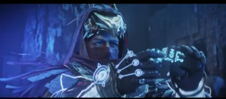 Destiny 2: Curse of Osiris Opening Cinematic [Image Credit: IGN/YouTube screencap]
