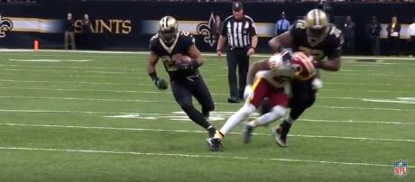 Ingram sets up the game-winning field goal in OT - image - NFL / Youtube