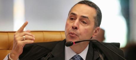 Ministro do Supremo Tribunal Federal, Barroso
