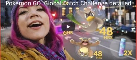 'Pokémon Go:' First ever Global Catch Challenge is now live confirmed - otakukart.com