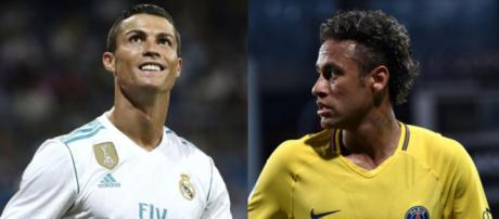 Posible trueque Ronaldo-Neymar el próximo verano