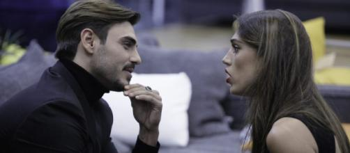 Grande Fratello Vip, Francesco Monte contro Teresanna