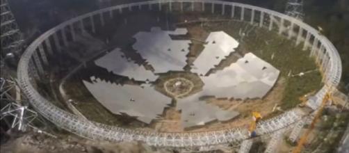 Il governo cinese fa posto al super radiotelescopio Fast ... - sputniknews.com