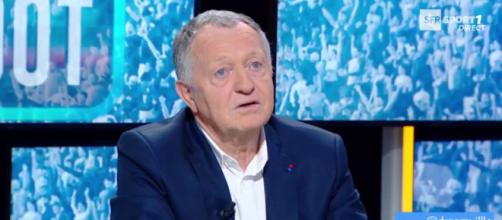 Jean-Michel Aulas a quelques regrets en terme de recrutement (SFR Sport).