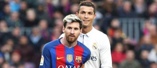 Lionel Messi connaît la future destination de Ronaldo !