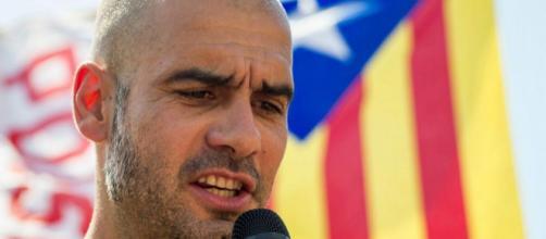 Pep Guardiola leerá un manifiesto en el acto independentista ... - lavozdegalicia.es
