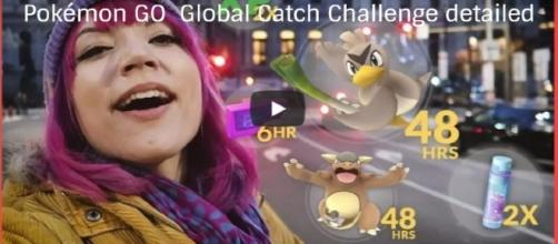 'Pokémon Go:' First ever Global Catch Challenge is now live confirmed - otakukart.com