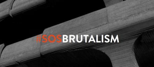 """"""" SOS Brutalismo-Salvate i mostri di cemento! """" di Oliver Elser al DAM di Francoforte ( foto: web )"""