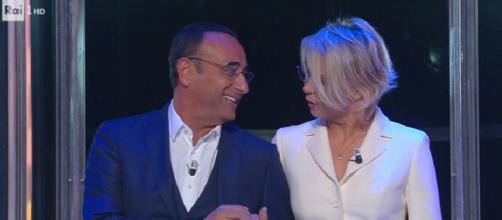 Tale e Quale Show: Carlo Conti e Maria De Filippi