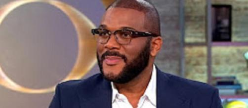 "Tyler Perry discusses power of faith as a ""soul GPS"" in powerful new book. CBS This Morning screencap/YouTube"