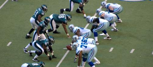 Wikimedia Commons - Dallas Cowboys vs Philadelphia Eagles