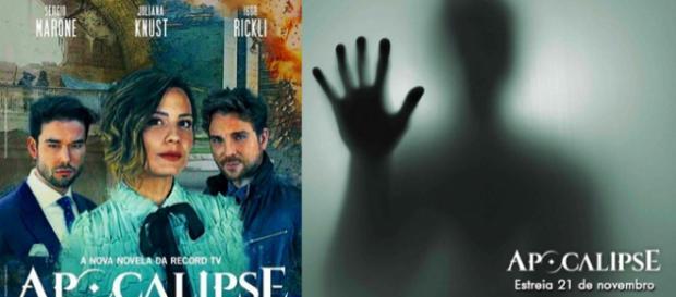 A novela 'Apocalipse' estreia na próxima terça-feira, 20 de novembro