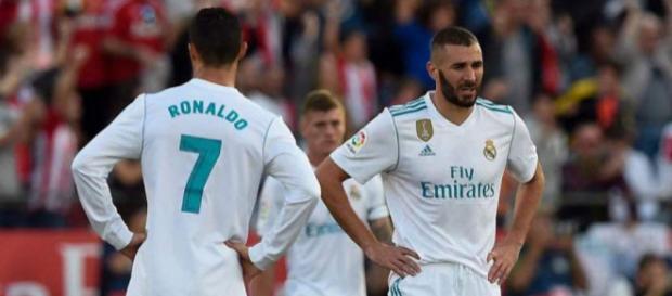 Benzema y Cristiano tienen el peor promedio goleador de la historia del Real Madrid- Diario La Prensa - laprensa.hn