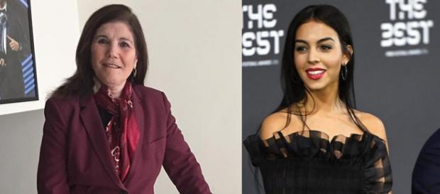 Dolores Aveiro está mais afastada de Georgina
