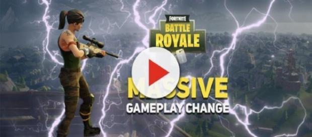 """Fortnite"" Battle Royale bekommt eine riesige Gameplay-Änderung - otakukart.com"
