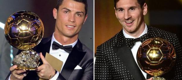 La relación entre Messi y Ronaldo es mas cercana de lo se piensa