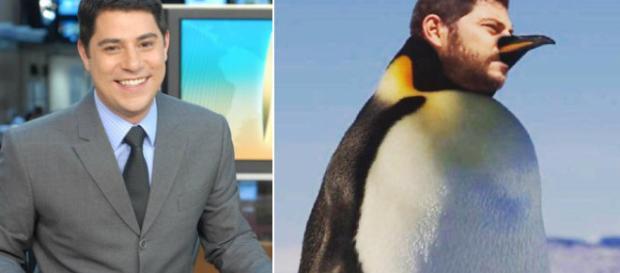 O ex-apresentador do ''Jornal Hoje'' fechou contrato com a Ponto Frio