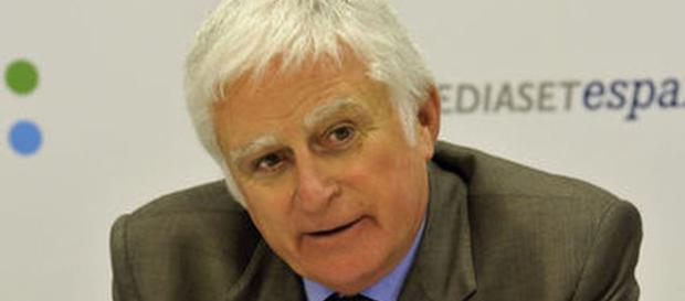 Paolo Vasile, el jefe de Telecinco.
