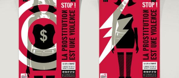 Prostitution et traite | Floriane Le Roux - floriane-leroux-graphicdesign.com
