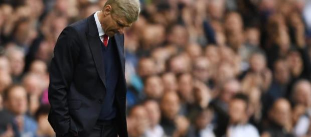 Spiralling: Arséne Wenger is struggling to keep Arsenal relevant