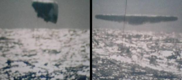 US Navy mostra immagini di un UFO sopra l'ArticoSalto Quantico News - saltoquantico.net