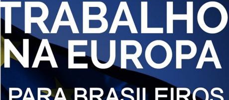 Trabalho na Europa para brasileiros