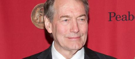 Veteran TV personality and journalist Charlie Rose accused of Sexual misconduct [Image Credit: Peabody, Wikimedia Commons]