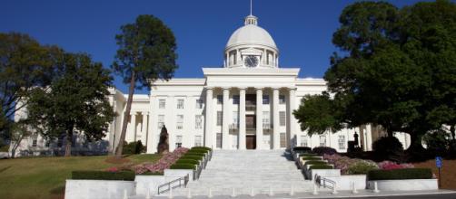 Alabama capital building (Photo credit: David Brossard/Flickr)