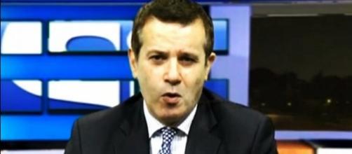 Alfredo Pedullà, foto da Sportitalia