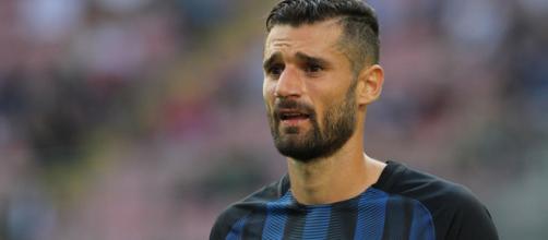 Antonio Candreva, 31 anni, esterno dell'Inter