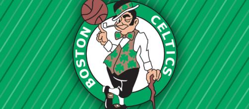Boston Celtics logo; (Image via Michael Tipton/Flickr.)